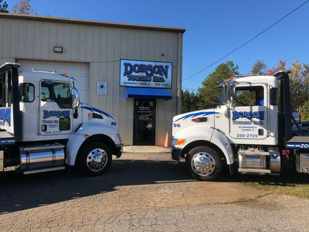 Dobson Towing Service